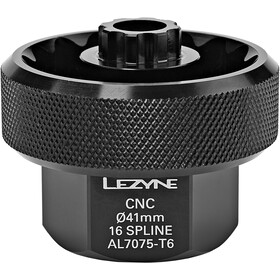 Lezyne 105 BBR60/Ultegra 6800/XT MT800 CNC Bottom Bracket Tool 41mm, black